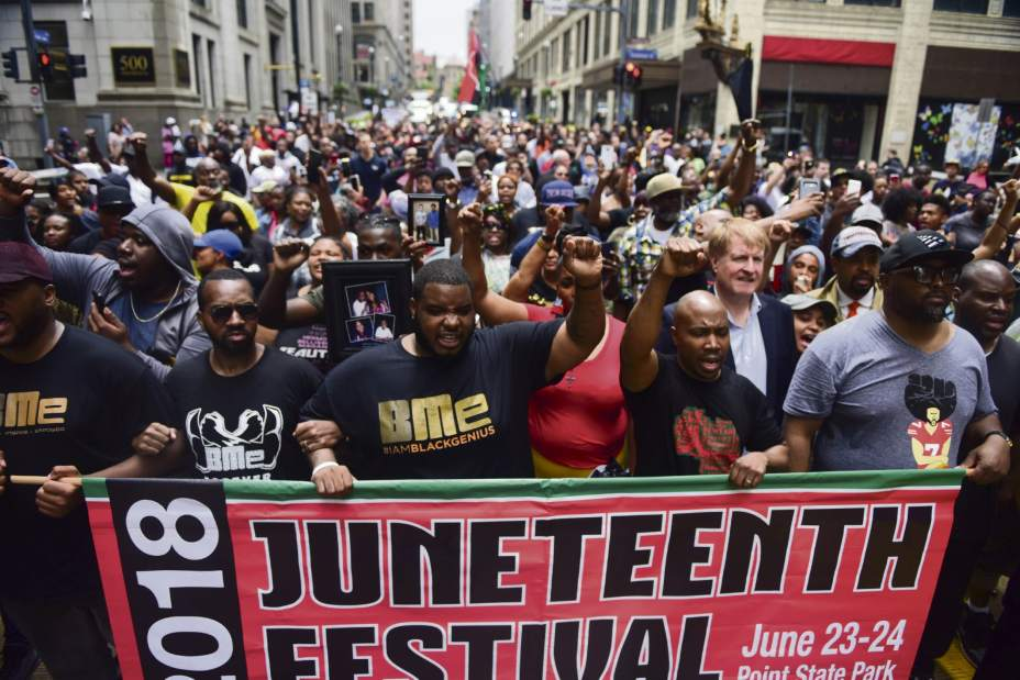 Celebrating Juneteenth in Pittsburgh 2018